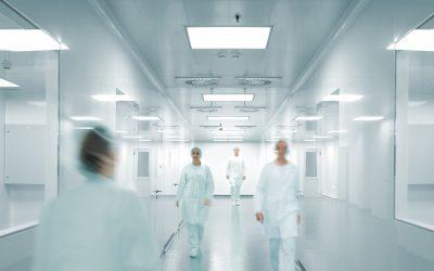 Patient Throughput and Capacity Balance Across the Spectrum